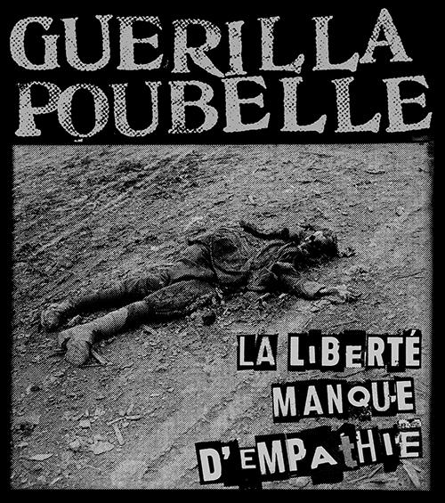 Guerilla Poubelle - TS cadavres