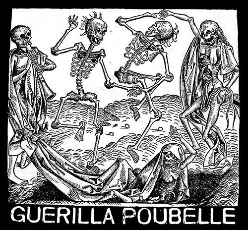 Guerilla Poubelle - TS danse avec les morts