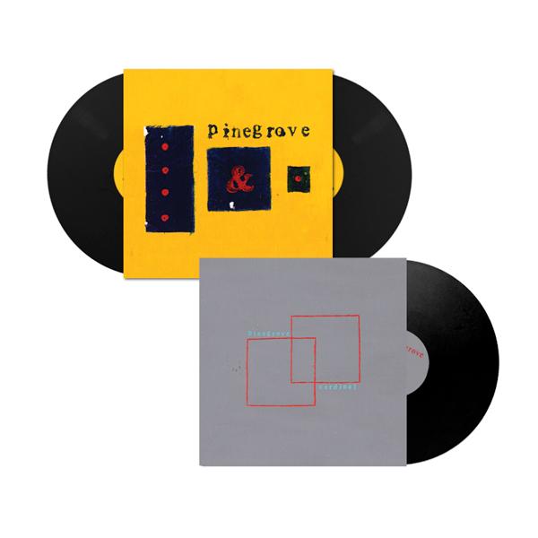 Pinegrove Bundle - Cardinal & Everything So Far LP/CD/CS