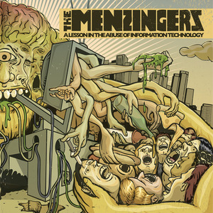 The Menzingers - A Lesson in the Abuse of Information Technology LP