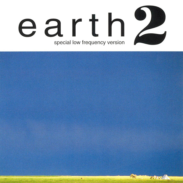 Earth - Earth 2 Special Low-Frequency Version 2xLP