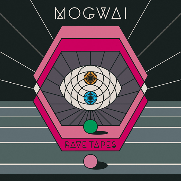 Mogwai - Rave Tapes LP *Markdown*