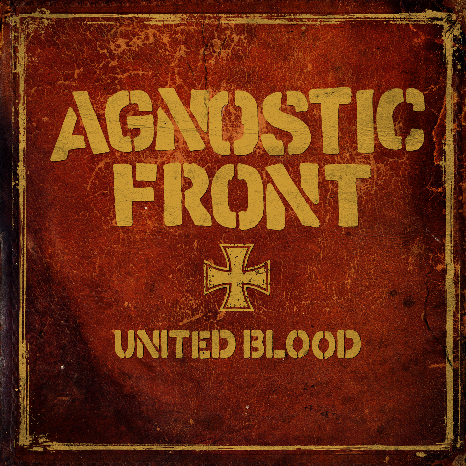 89e5bc19 Buy Agnostic Front 'United Blood' at Bridge Nine Records