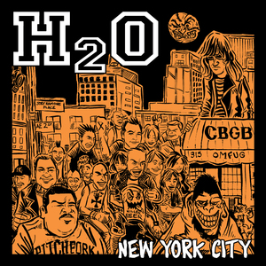 H2O	'New York City'