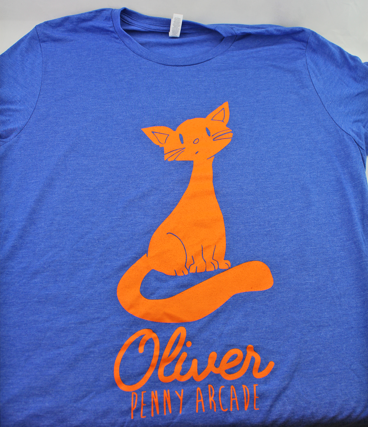 Penny Arcade - Oliver tee