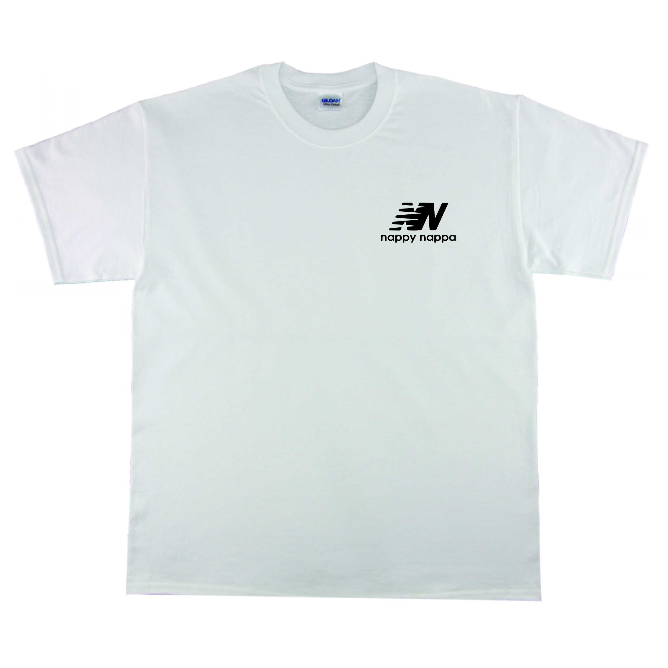 NAPPYNAPPA - NEW BALANCE T-SHIRT *SOLD OUT*