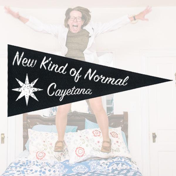 Cayetana Cayetana New Kind Of Normal