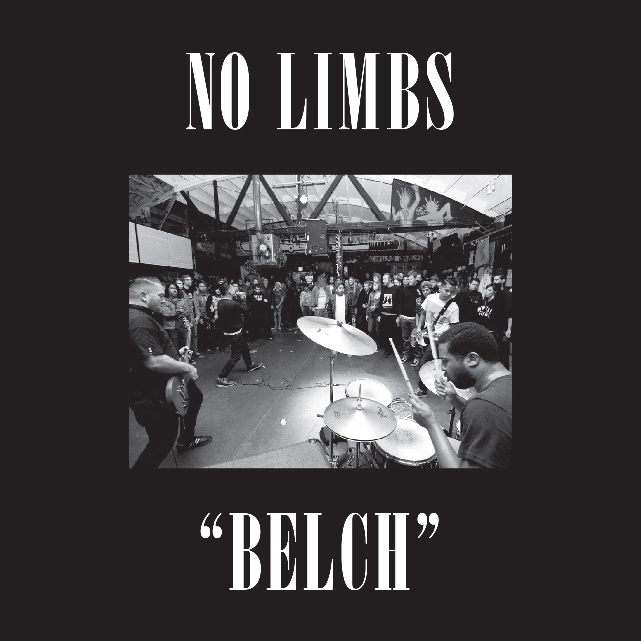 No Limbs/Strangeways - Belch CS