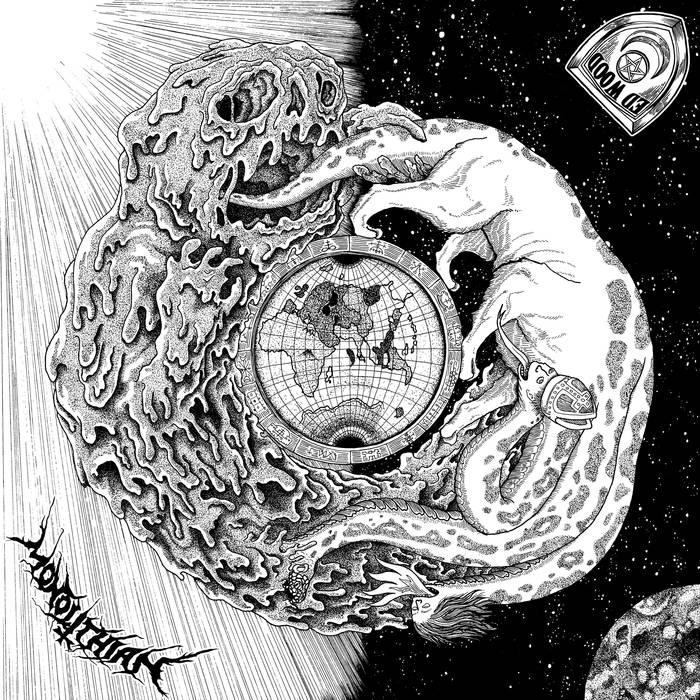 Ed Wood + Monolithian - split