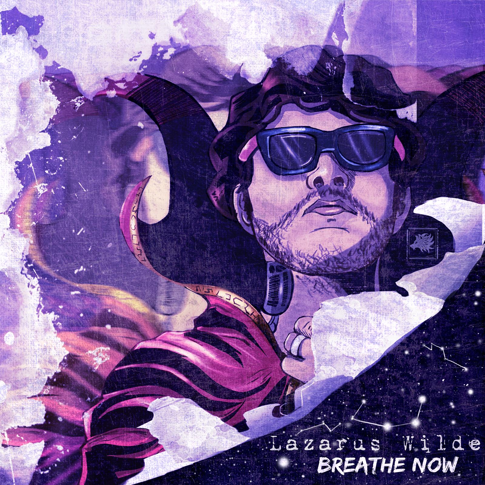 Lazarus Wilde - 'Breathe Now' LP