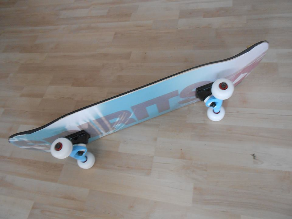 Spirits-Skateboard deck