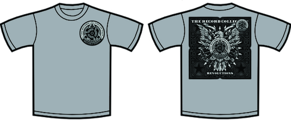 The Record Collection-Revolution T-Shirt