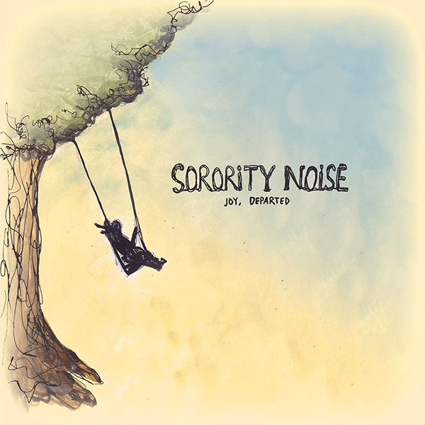 Sorority Noise - Joy, Departed LP
