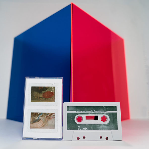 The World Is A Beautiful Place & I Am No Longer Afraid To Die - Death To New Years Long Live Happy Birthday Cassette Tape