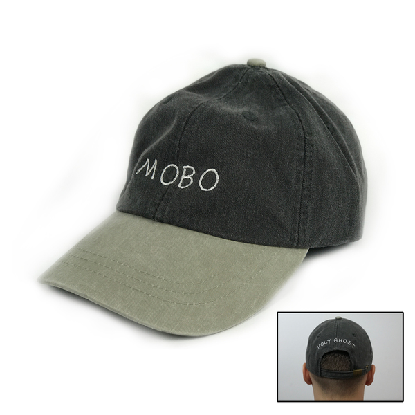 Modern Baseball - MoBo Holy Ghost Baseball Hat