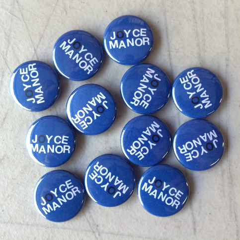 JOYCE MANOR Button