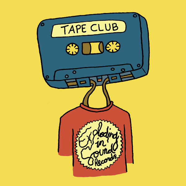 EIS TAPE CLUB (12 Month Subscription)