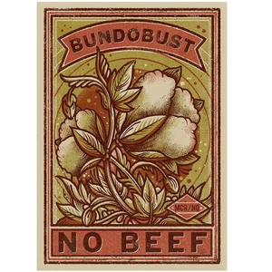 Bundobust No Beef (Manchester) - Print