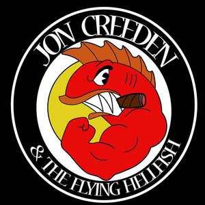 095 Jon Creeden & The Flying Hellfish - Demo