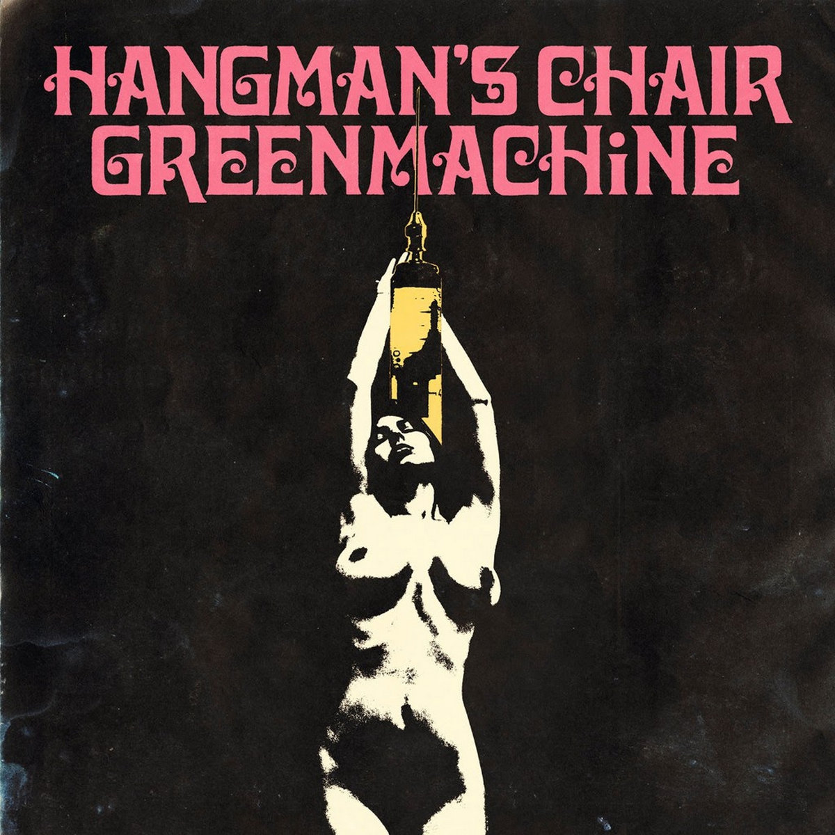 HANGMAN'S CHAIR / GREENMACHINE Split 12