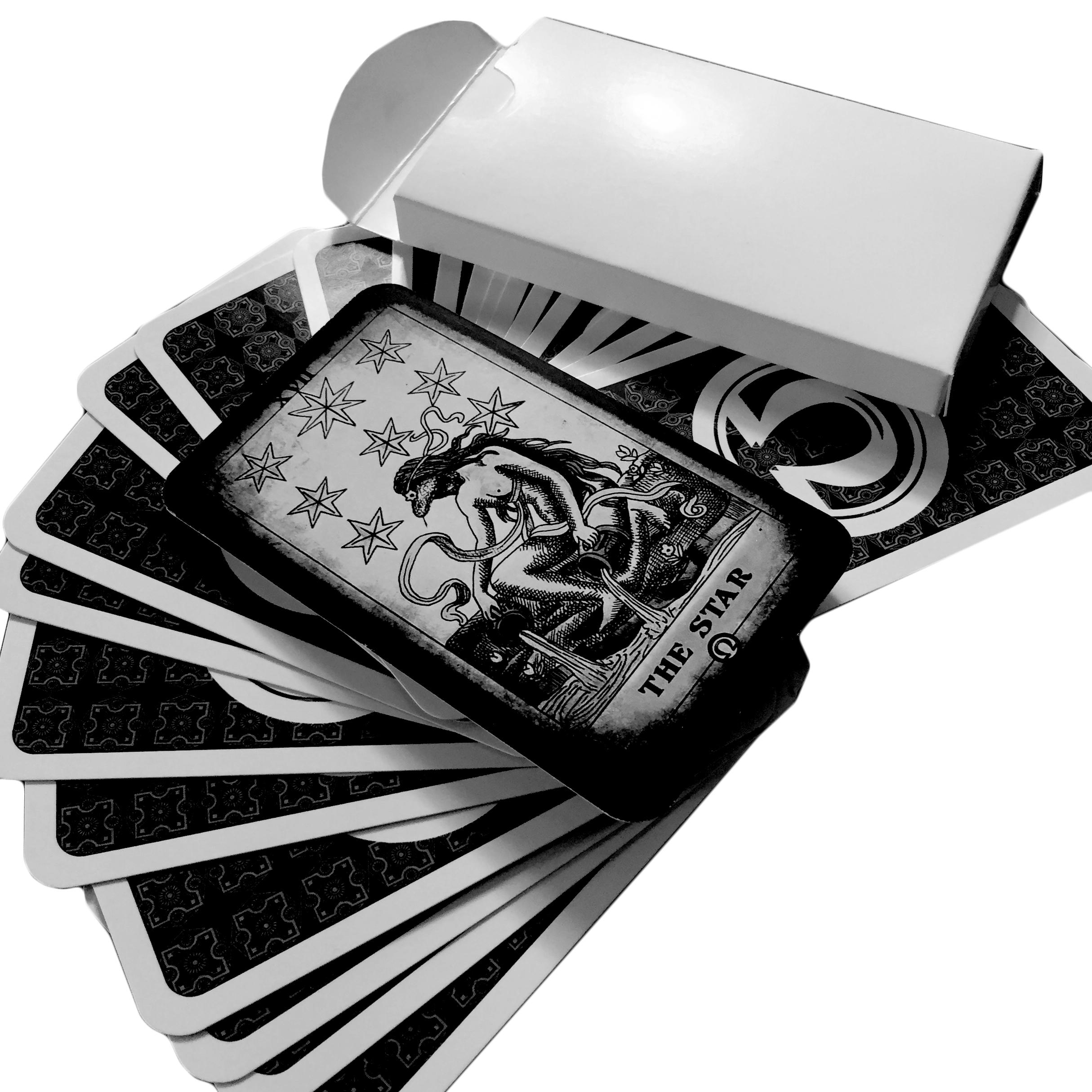 OHHMS - Tarot Cards (22 card set)