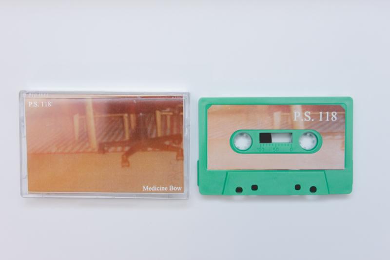 P.S. 118/ Medicine Bow Split Tape