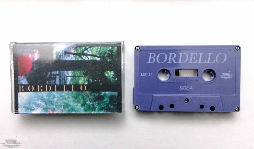 Bordello Self-titled EP   CS