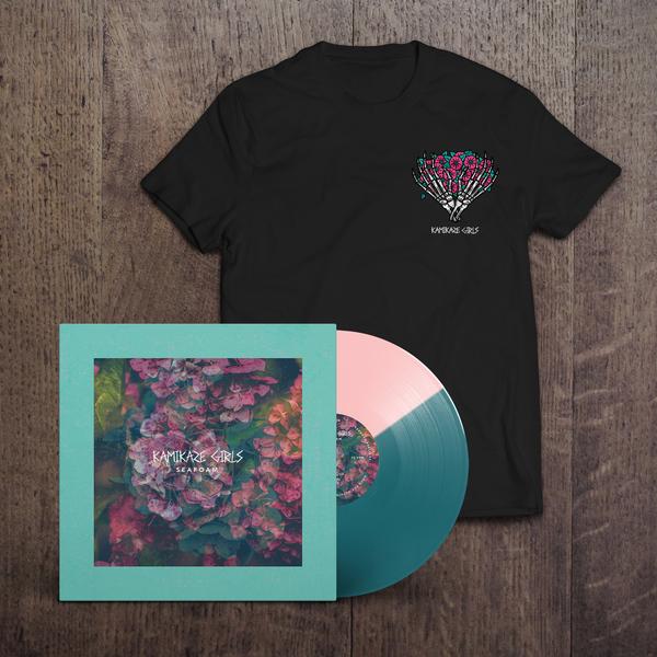 Kamikaze Girls - Seafoam - T-Shirt Bundle