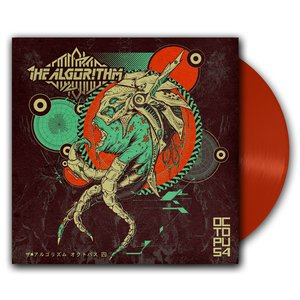 The Algorithm - Octopus4 (Ltd Edition 2x Transparent Red Vinyl)