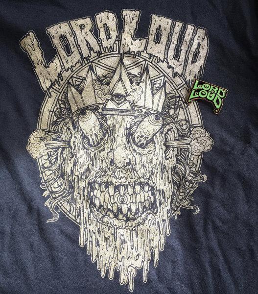 Lord Loud Shirt and Pin