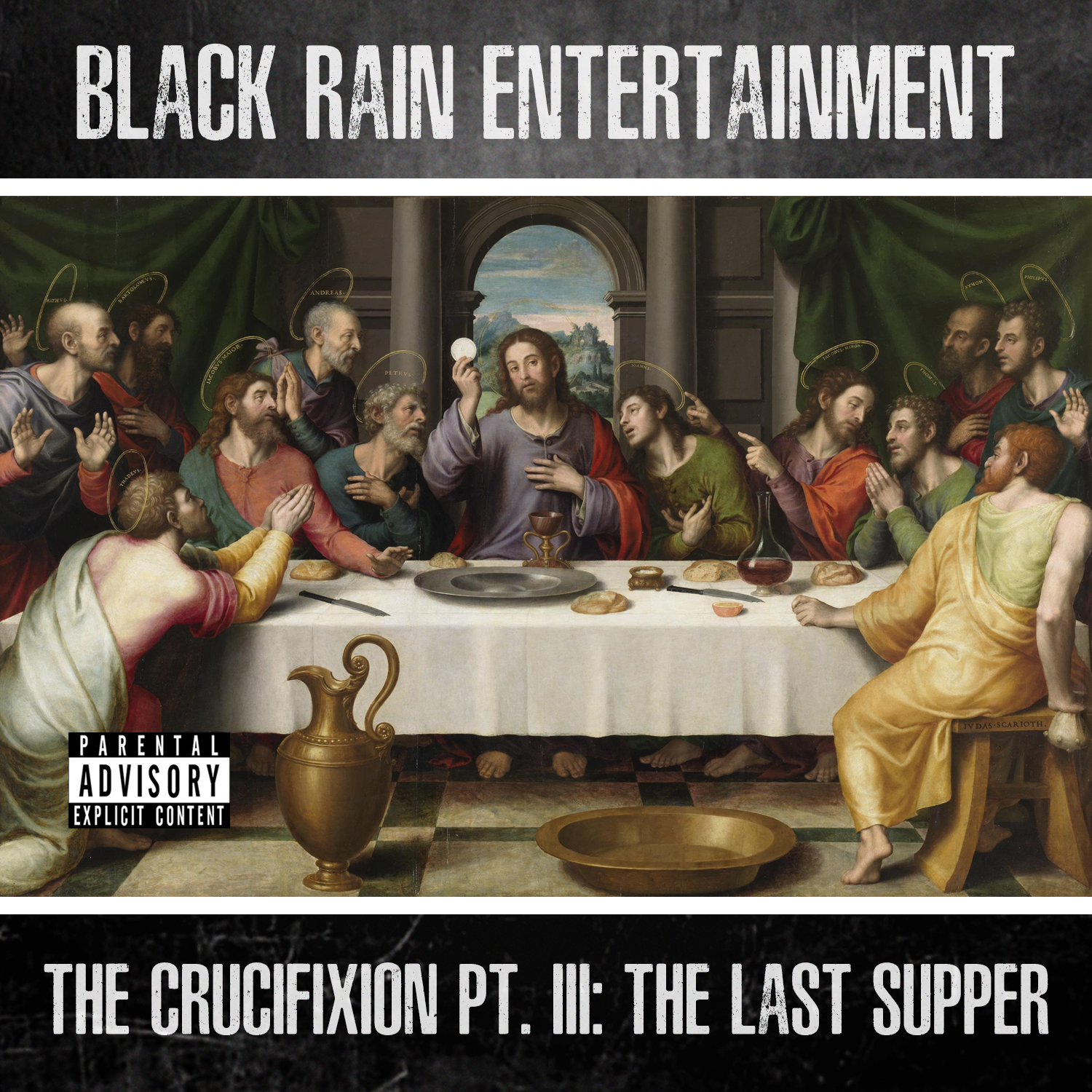Black Rain Entertainment Presents The Crucifixion Pt. 3