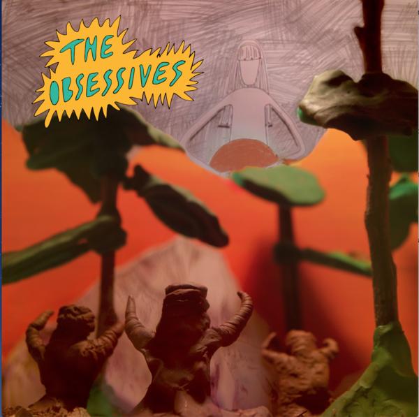 Obsessives - S/T LP