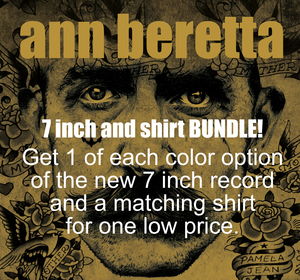 NEW - Limited Edition Record & Shirt Bundle