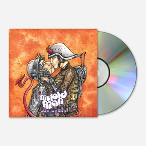 Mutoid Man - War Moans CD