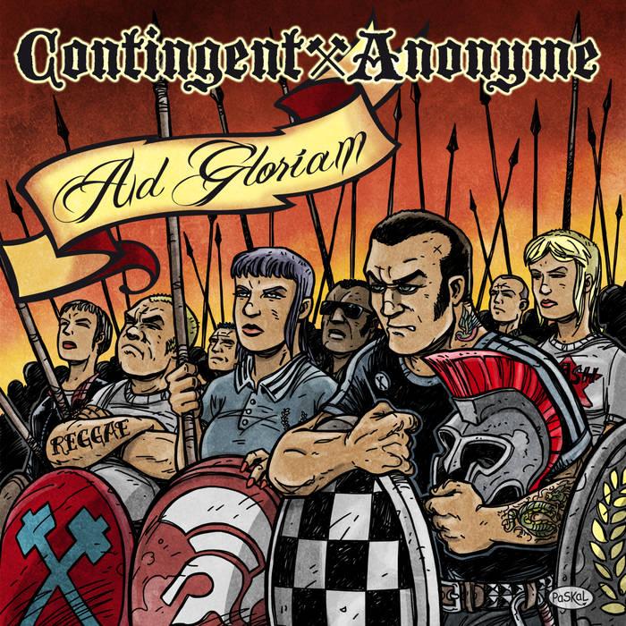 Contingent Anonyme - ad gloriam