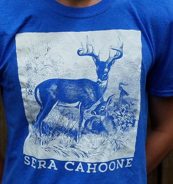 Original Sera Cahoone Deer t-shirt
