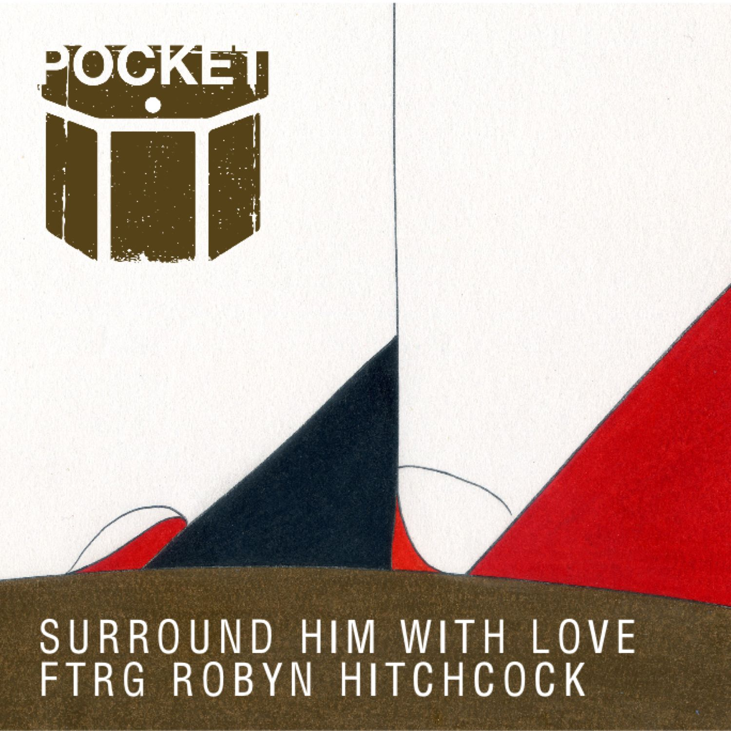 Pocket - Surround Him With Love (CD Single)