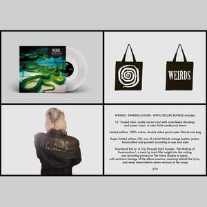 Weirds – Swarmculture 12�/CD, Leather Jacket, Bag and Film: Python Bundle