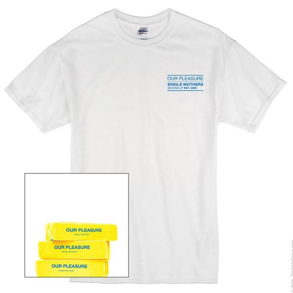 Single Mothers - Our Pleasure LP/CD & T-Shirt bundle