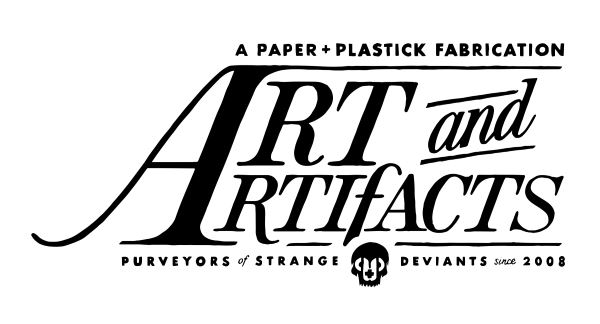 Sign Up For ART & ARTIFACTS