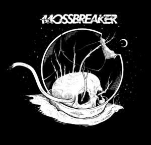 Mossbreaker - Helmet Moss Sticker