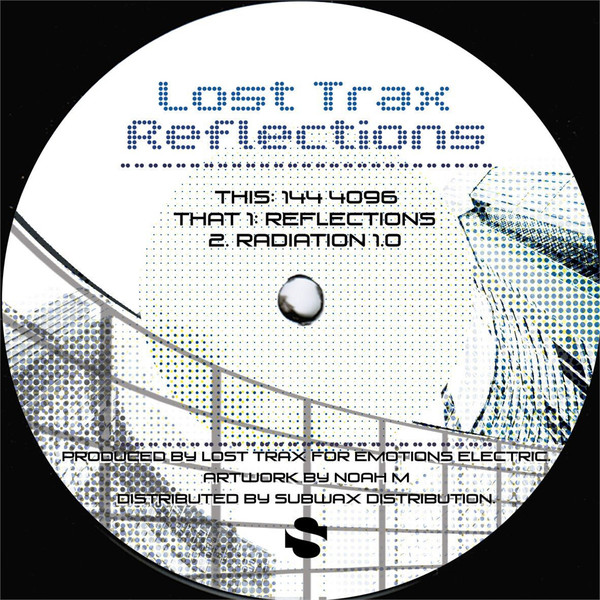 Lost Trax: Reflections (Emotions Electric)