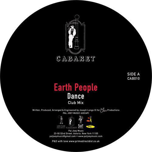 Earth People: Dance (Cabaret)