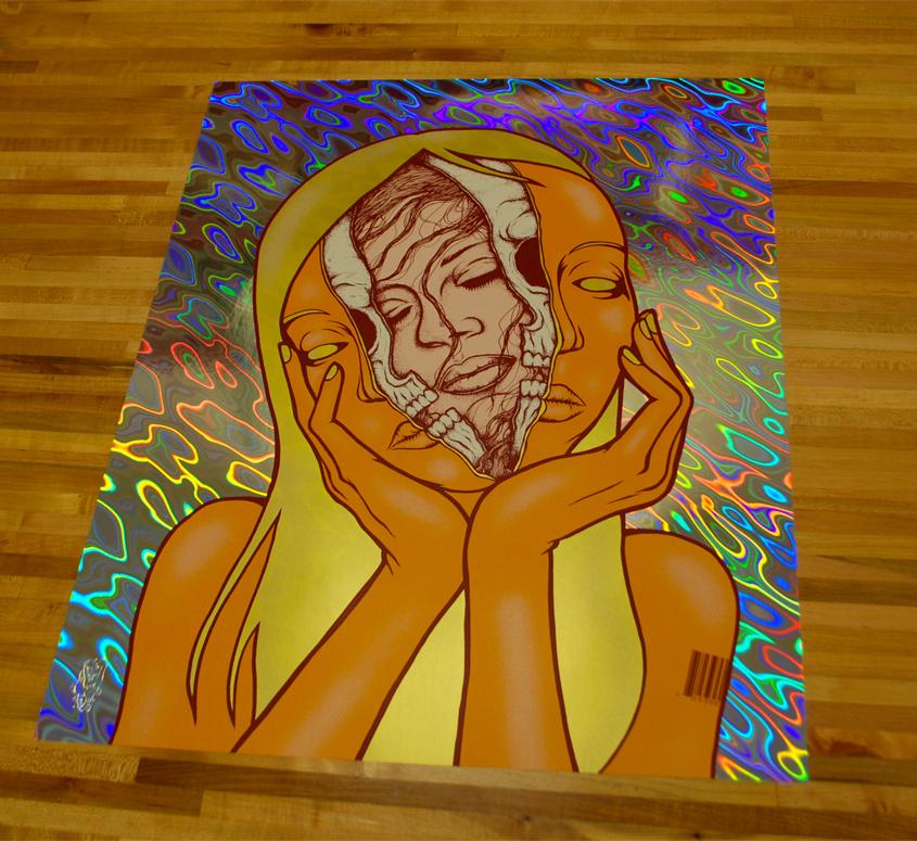 - 'Pneuma' Art Print -