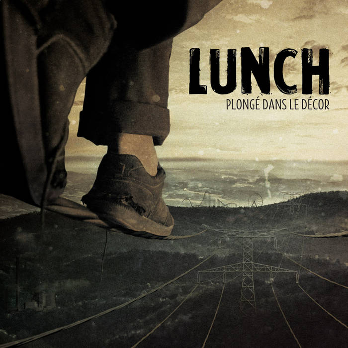 Lunch - plongé dans le décor
