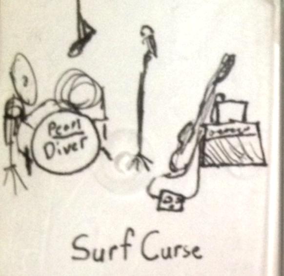 Surf Curse -