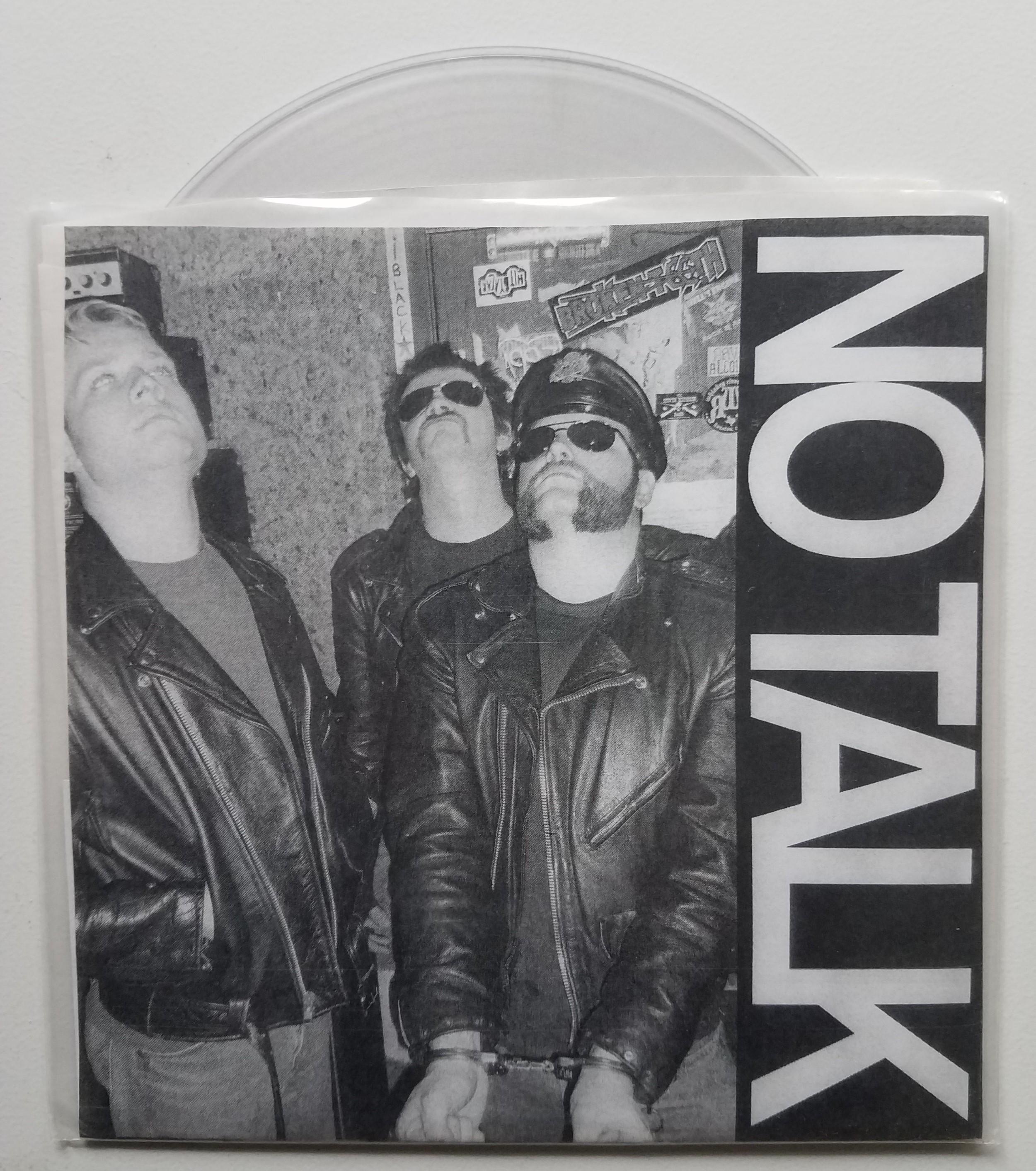 No Talk -