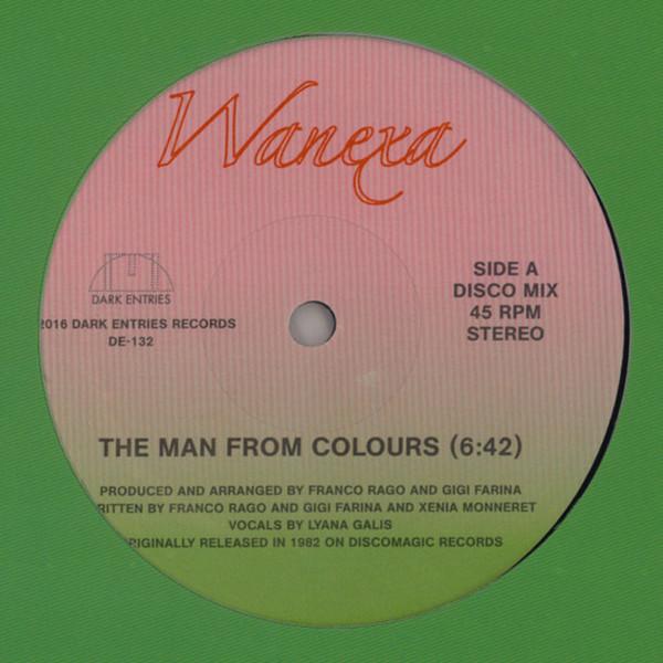 Wanexa: The Man From Colours (Dark Entries)