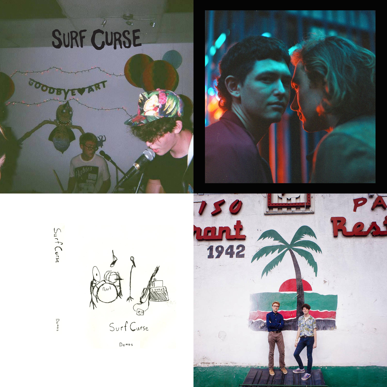 Surf Curse Tape Discography Bundle