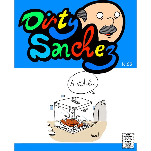 Dirty Sanchez #2